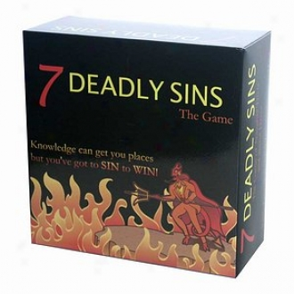 Kheper Games Llc 7 Deadly Sins, The Game