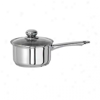 Kinetic Classicor Stainless Steel 2 Quart Covered Sauce Pan