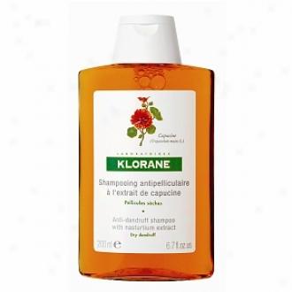 Klorane Anti-dandruff Shampoo With Nasturtium Extract - Dry Dandruff