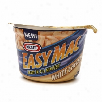 Kraft Easy Mac (10 Sole Serve Cups), White Cheddar