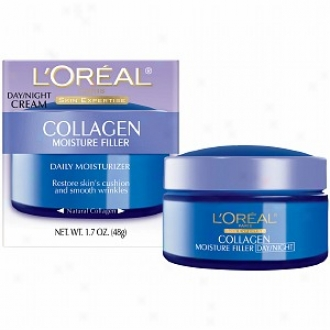 L'real Collagen Moisture Filler Daily Moisturizer Day/night Cream