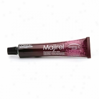 L'oreal Professionql Majirel Permanent Cr??me Color, Golden Brown 4.3/4g