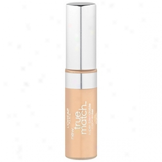 L'oreal Real Match Super-bllendable Concealer, Fair Light Warm W1-2-3