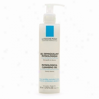 La Roche-posay Physiological Gel, Normal To Combination Sensitive Skin