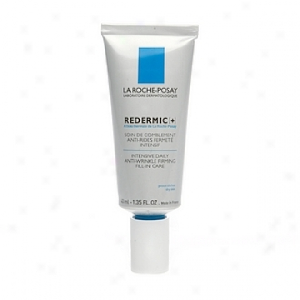 La Roche-posay Redermic Intensive Daily Anti-wrinkle Firming Fill-in Care, Dry Skin