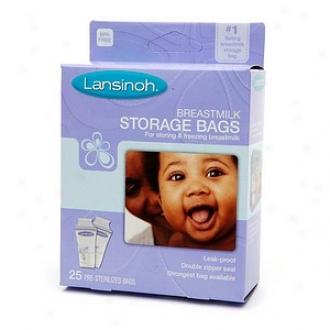 Lsnsinoh Breastmilk Stprage Bags