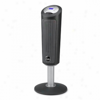 Lasko 5365 30   Digital Space-ssving Ceramic Pedestal Heatrr