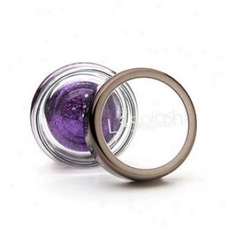 Lasplash Cosmetics Crystalized Glitter Eyeshadow Phenomenon (purple)