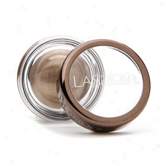 Lasplash Cosmetics Diamond Dust Company & Face Glitter Mineral Eyeshadow, Platinum Sand (platinum)