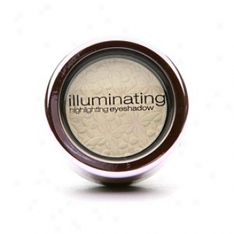 Lasplash Cosmetics Illuminating Highlighting Eyeshadow, Ever After (light Gold)