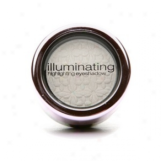 Lasplash Cosmetics Illuminating Highlighting Eyeshadow, Wedding Bells (white)