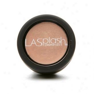 Lasplash Cosmetics Metallic Cream Shadow, Attraction (light Gold)