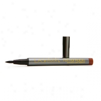 Lasplash Cosmetics Remarkable Precision Pen Eyeliner, Chocolate (brown)