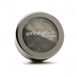 Lasplash Cosmetics Smokyeye Shadowduo, Heavy Metal (Mourning/ Platinum)