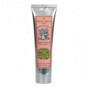 Le Couvent Des Minimes Rinse-off Cleansing Cream With 3 Beneficial Roses