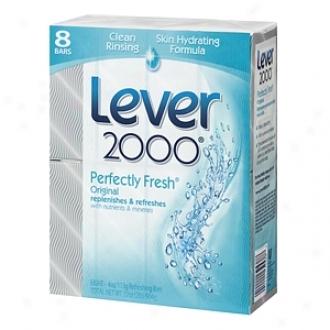 Lever 2000 Refreshing Bars (4 Oz), Exactly Frrsh Primitive
