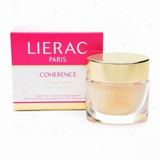 Lierac Paris Cpherence Neck Firmer Intensive Lifying Treatment