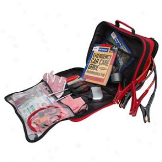Lifeline First Aid Lifeline Road Expplorer, 54 Pieces Emergench Roadside Kit