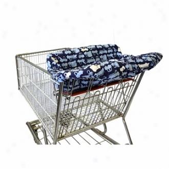 Little Luxe Shopping Cart & High Chair Cover Transportation