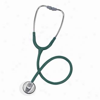 Littmann Master Classic Ii Stethoscope, Adult, Hunter Green, 2632