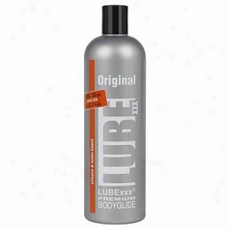 Lubexxx Original Premium Silicone & Water Blended Lubricant