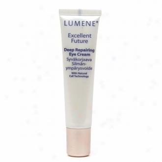 Lumene Excellent Future Repairing Eye Cream, All Skin Types