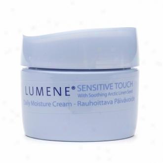Lumenw Sensitive Touch Daily Moisture Cream, Sensitive Skin