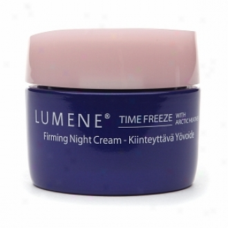 Lumene Time Freeze Firming Night Cream, For All Skin Types