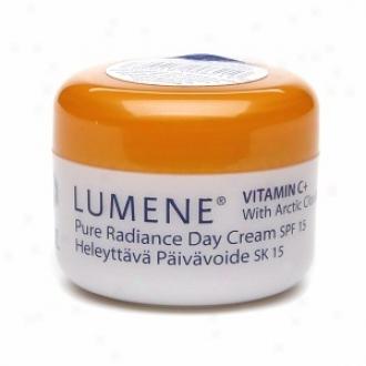 Lumene Vitamin C+ Pure Radiance Day Cream Spf 15 (.5 Oz)