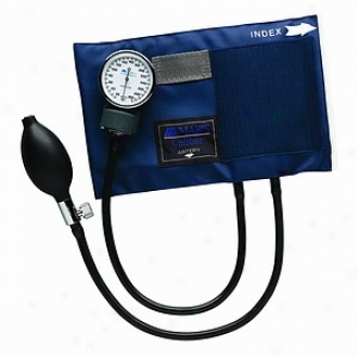 Mabis Caliber Series Aneriod Sphygmomanometer, Thigh Size Cuff