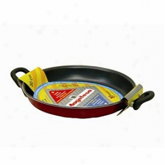 Magefesa Classic Praga China On Steel 10 Inch Paella Pan