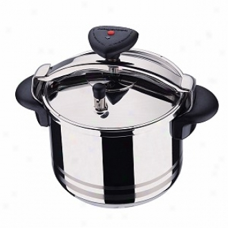 Magefesa Star R Stainless Steel Fast Pressure Cooker 14 Qt.