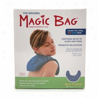 Magic Bag Hot-cold Thermotherapeutic Pack, Neck To Back 19 X 12 Inches