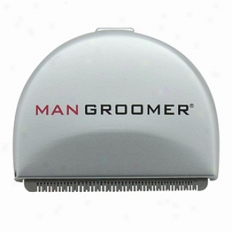 Mangromoer Premium Re-establishment Head For The Do-it-yourself Electric Back Hair Shaver