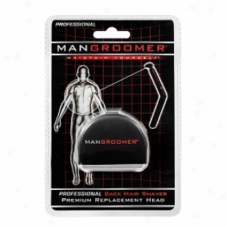 Mangroomer Premium Replacemeng Head For The Mangroomer Professional