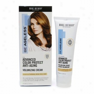 Marc Anthony True Professonal Be Ageless Advanced Color Protect Anti-aging Volumizing Cream