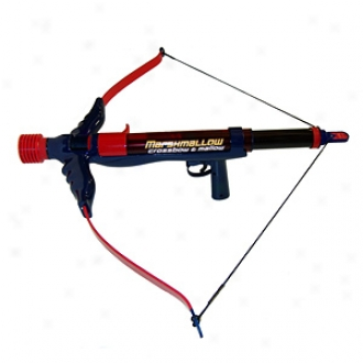Marshmallow Fun Company Crossbow, Ages 6+