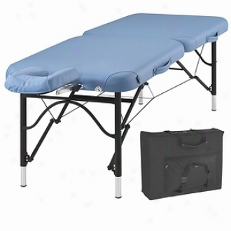 Master Massage Stratomaster Air Ultra Light Portable Massage Table, 28inch