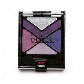 Maybelline Eyestudio Color Explosion Luminizing Egeshadow, Amethyst bAlazed