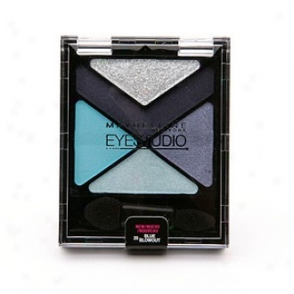 Maybelline Eyestudio Color Explosion Luminizing Eyeshadow, Blue Blowout