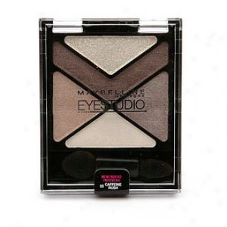 Maybelline Eyestudio Color Expposion Luminizing Eyeshadow, Caffeine Rush