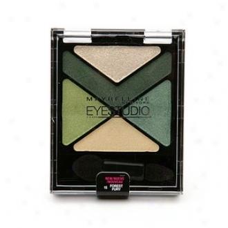 Maybelline Eyestudio Color Explosion Luminizing Eyeshadow, Forest Fury