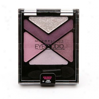 Maybelline Eyestudio Color Explosion Luminizing Eyeshadow, Pink Punch