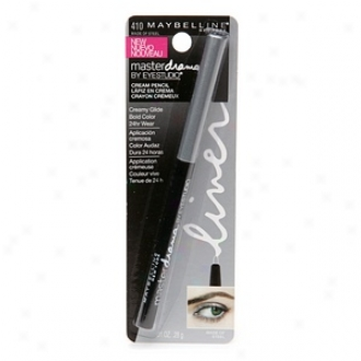 Maybelline Eyestudio Master Drama Cream Pencil Eyeliner, Made Of Steel