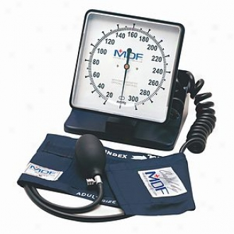 Mdf Instruments Desk & Wall Aneroid Sphygmomanomeer S.swell Pastel Blue