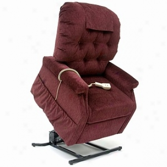 Mega Motion Easy Lift 3 Position Chair Fabric Model Lc300, Mauve