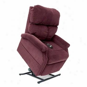 Mega MotionH eat & Massage 3 Position Lift Chair Model Cl30, Wine
