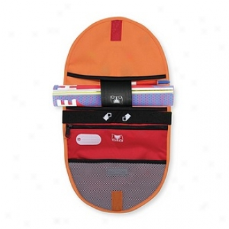 Melissa And Doug Trunki Saddlebag  Ages 3 Yrs +, Orange And Red