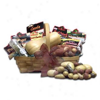 Melissa's Gourmet Ingredients Basket