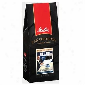 Melitta Caf?? Collection Ground Gourmet Coffee, Blanc Et Noir Roast